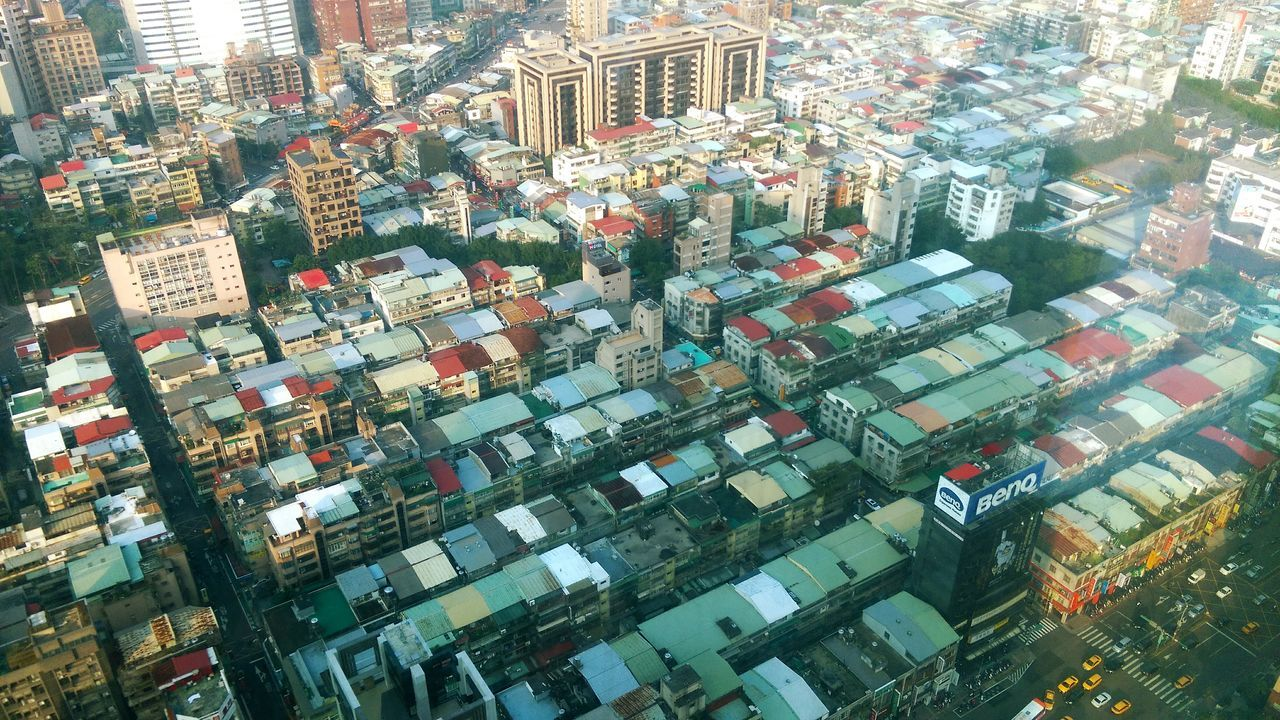 Showcase: January Mycity Taking Photos Taipei Lookingdown Building Exterior Mobilephotography The Inner City Something Ageing
