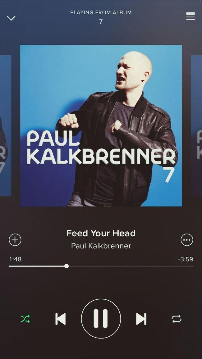 Gar nich so schlecht, @paulkalkbrenner Pk7 Summer Breakfast Listening...