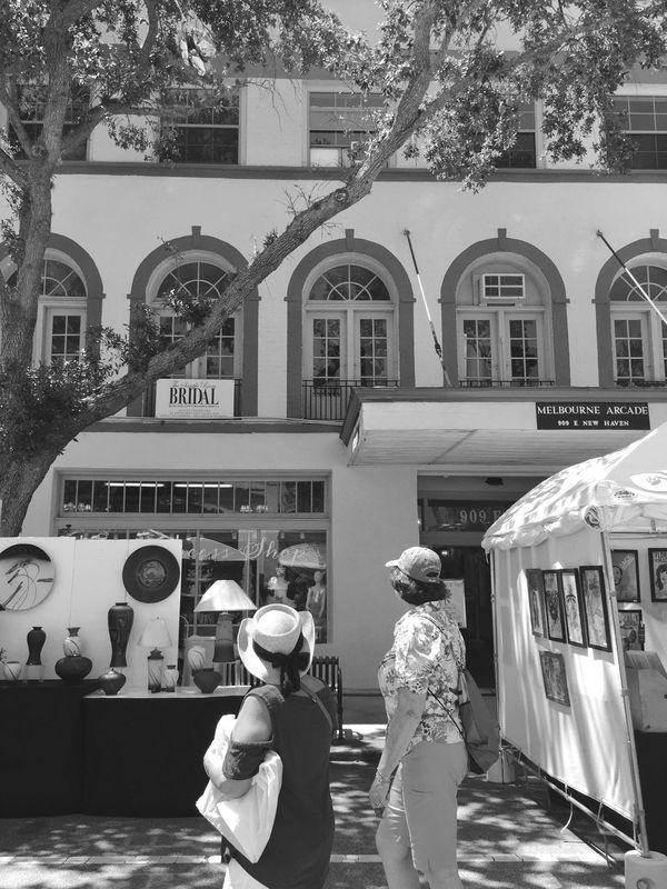 Melbourne Art Festival Street Fair Melbourne Florida Art Festival Art Fair