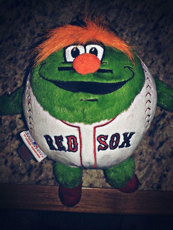 Greenmonster Redsox Boston