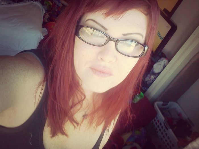 New Glasses !
