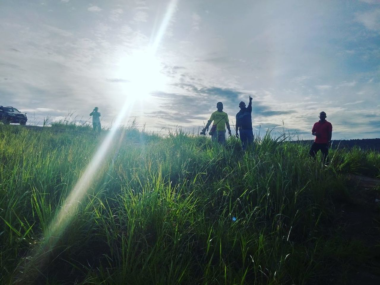 Day Field Grass Grassy Growth Hobbies Light Nature Outdoors Plant Togetherness Weekend Activities Q is for Quest Landscapes With WhiteWall Telling Stories Differently Take Photos Human Meets Technology Original Experiences Feel The Journey Papua Indonesia  Adventure Club People Together