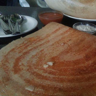 Mysore cheese masala dosa ❤