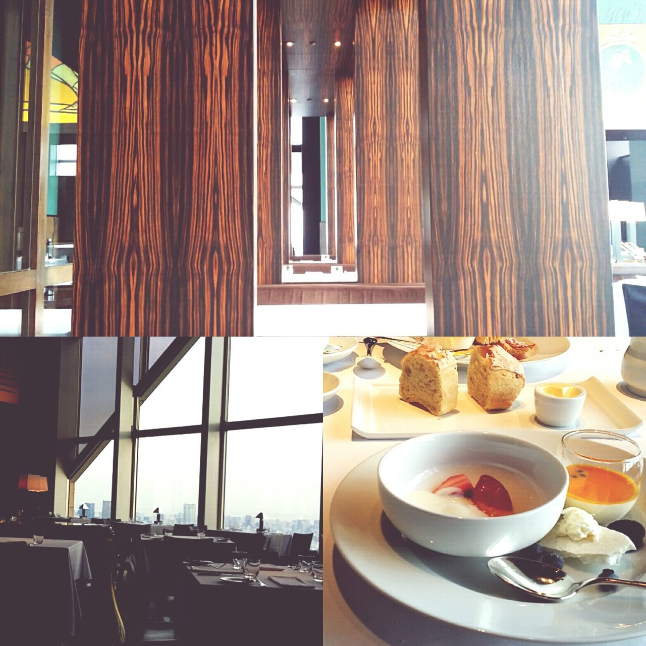 plate, food and drink, indoors, food, table, breakfast, no people, window, ready-to-eat, freshness, sweet food, day