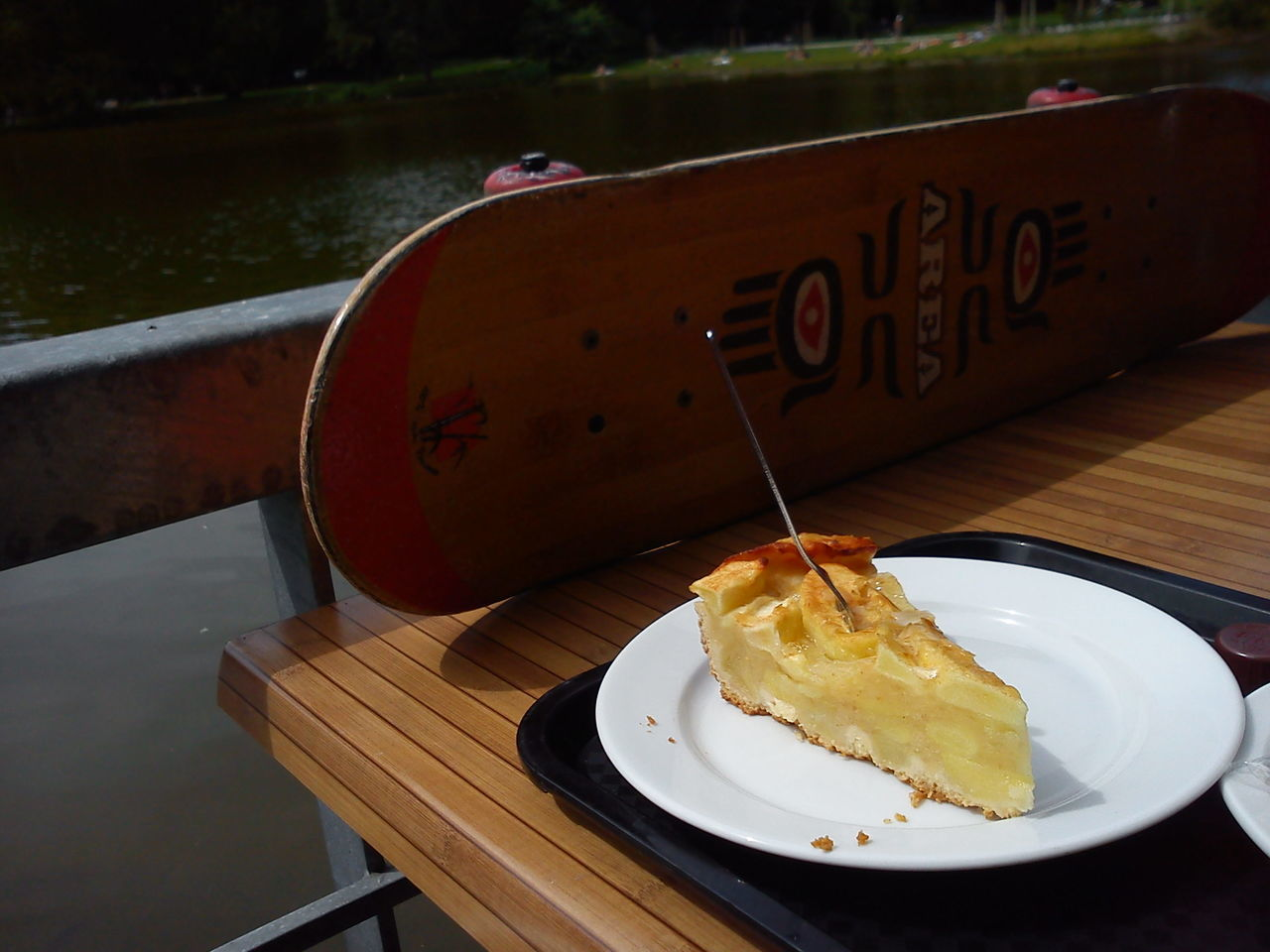 Beautiful Life Berlin Roots Food Lietzensee My Lifestyle Pie Showcase: December Skate