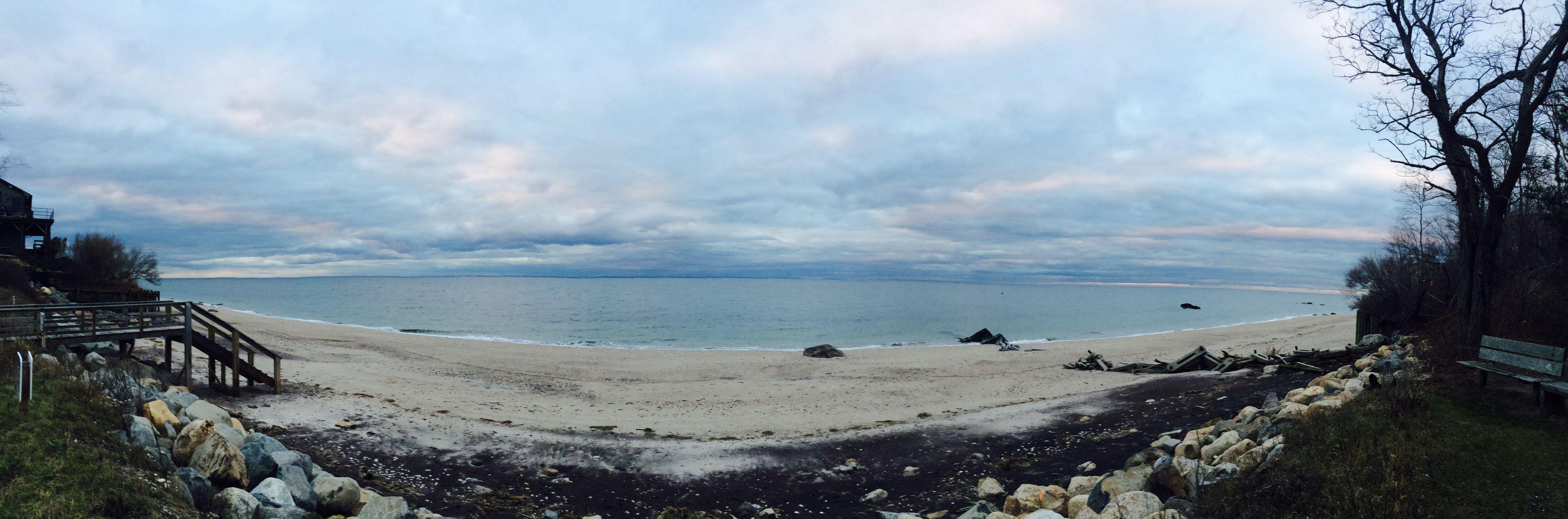sea, sky, horizon over water, beach, water, tranquil scene, tranquility, scenics, shore, beauty in nature, cloud - sky, nature, sand, cloudy, idyllic, cloud, coastline, tree, calm, non-urban scene
