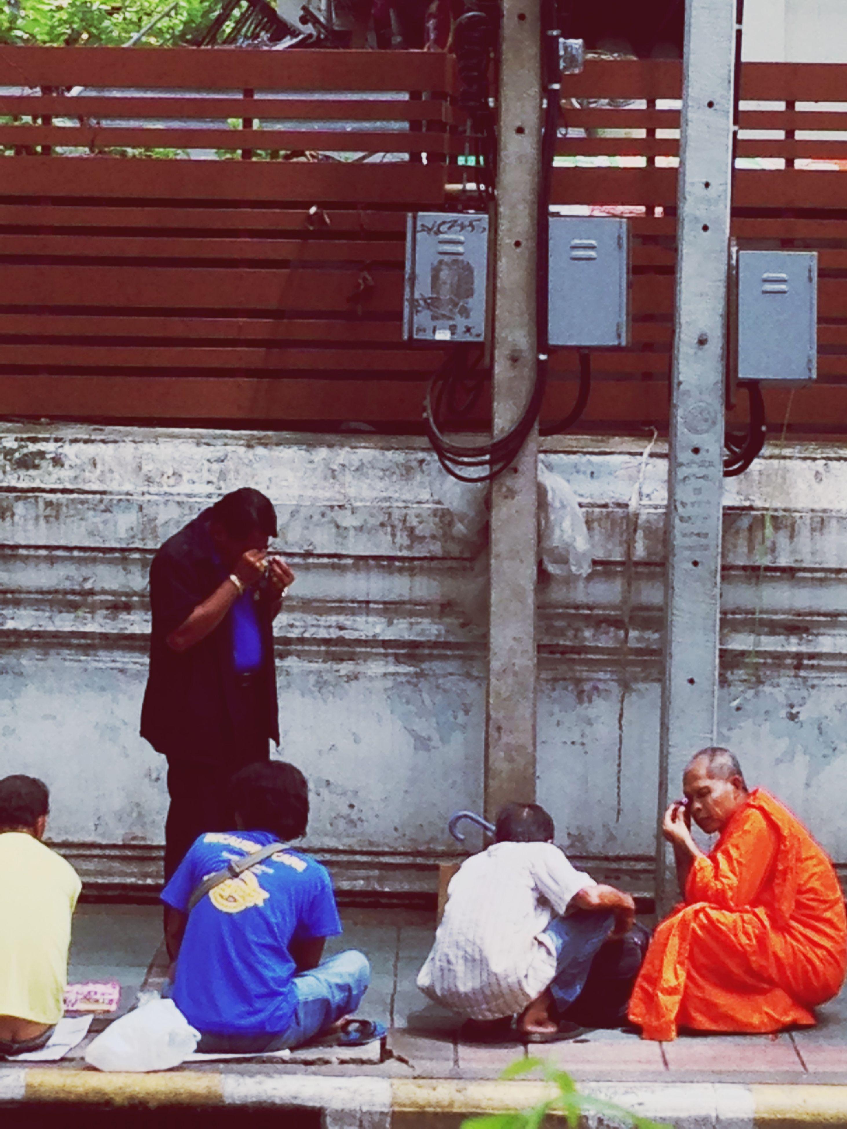 People Streetphotography Bangkok