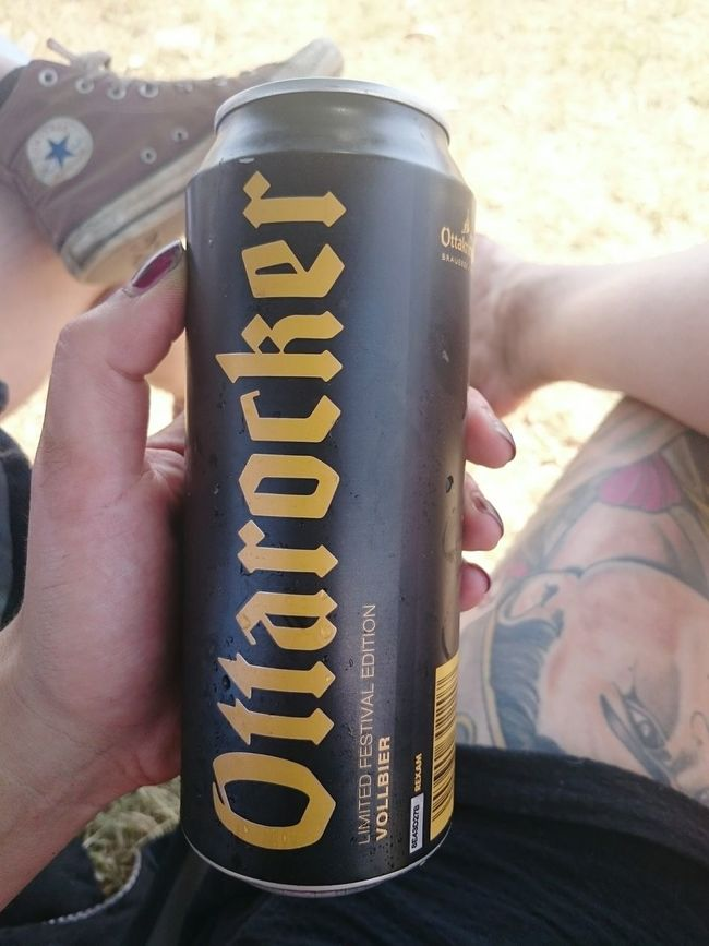 Nova Rock Beer Lover Ottarocker