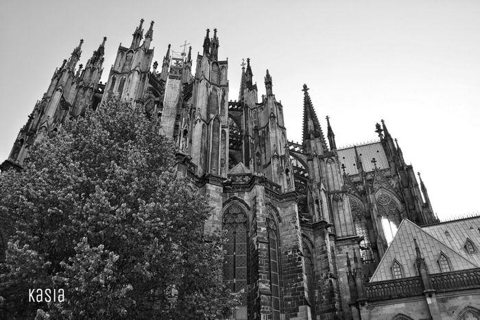 Germany Deutschland Monochrome Photography Köln Cologne Kölner Dom Cathedral