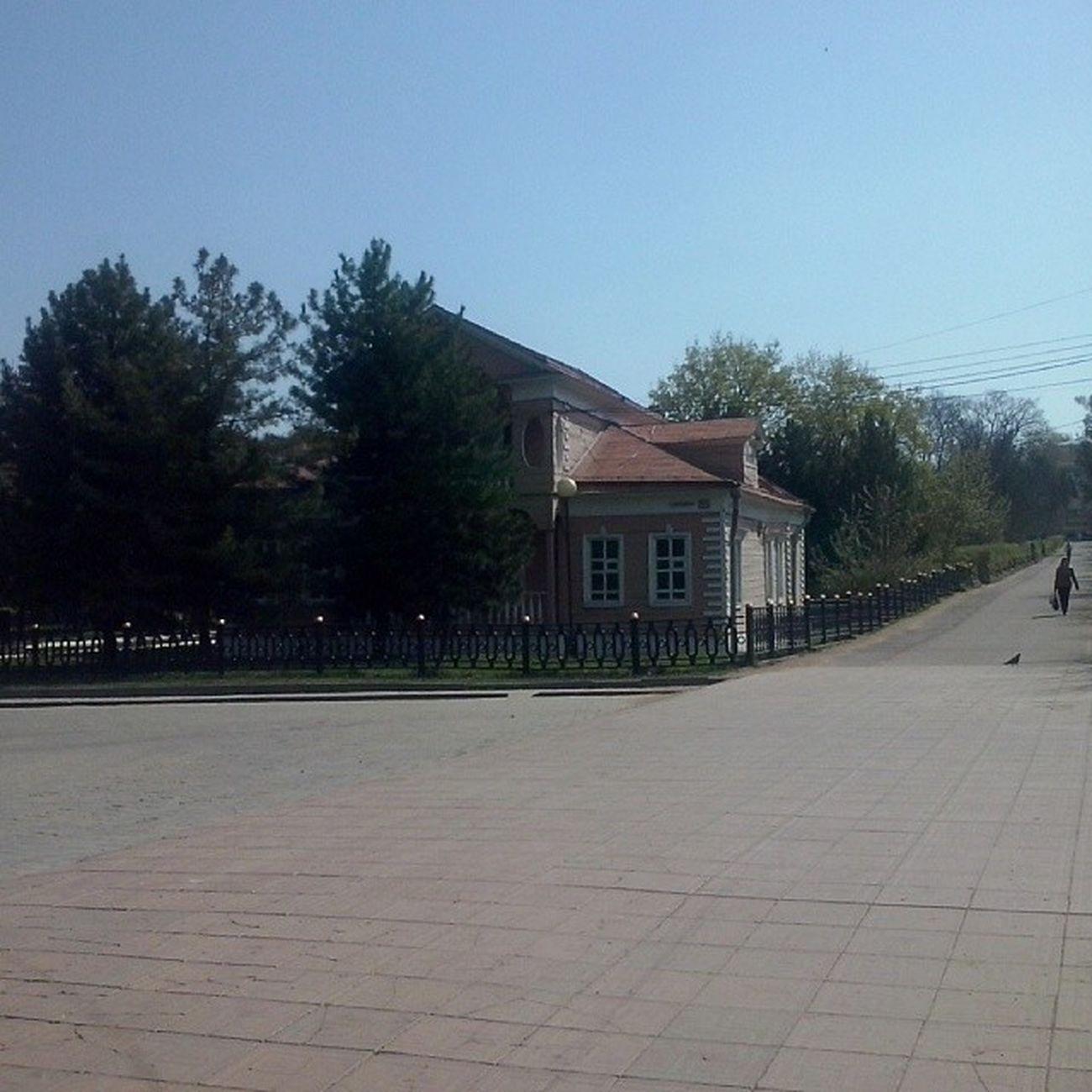 Дом П.А. Кропоткина