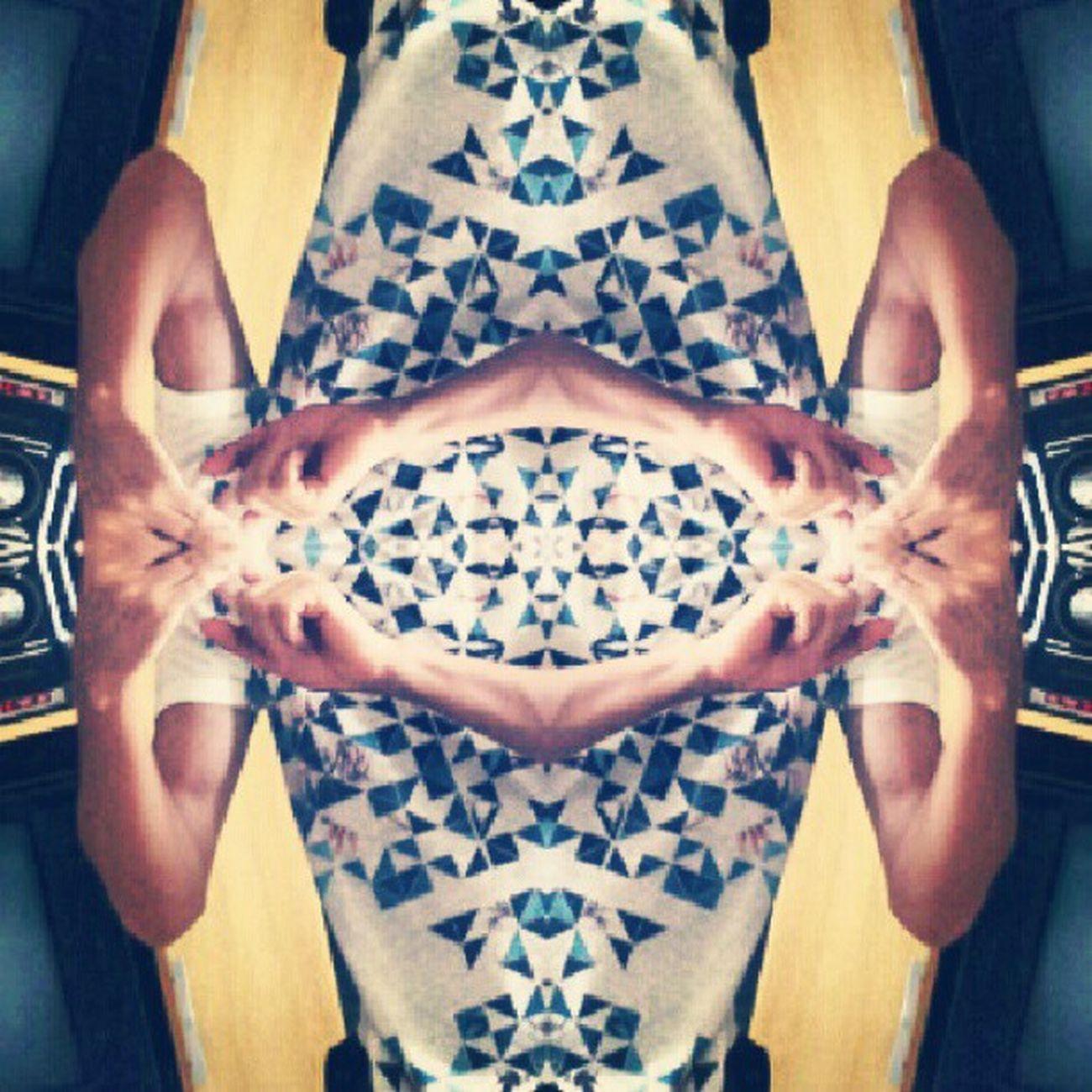 Bom dia! Espelho Igersbsb Formas Arts digital photo instagram @instagram