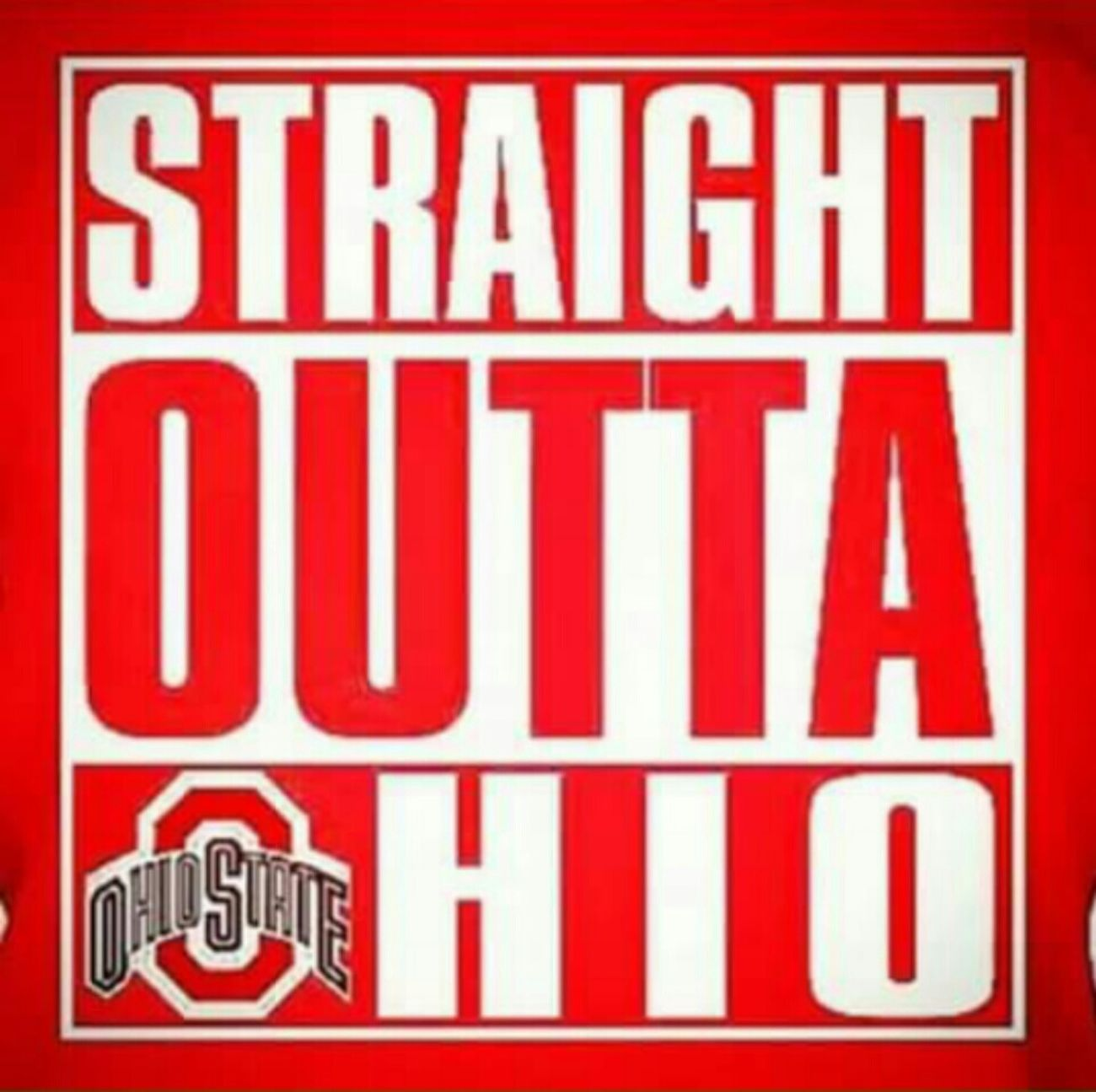Straightouttaohio Buckeyenation Bornandraised Bigten Enjoying Life Hello World Check This Out Random