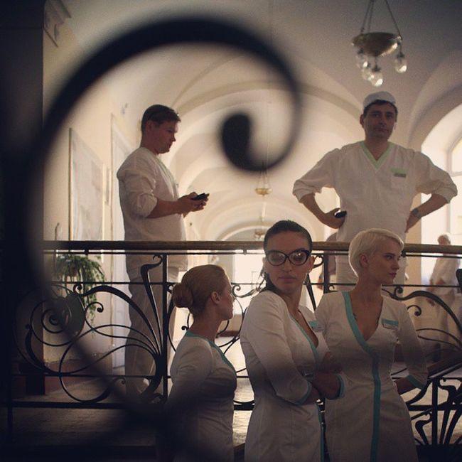 Usual hospital in St. Petersburg Hospital Eyebest Photo Eye Best Shot EyeEm Best Shots Picoftheday Linegasm EyeEmBestPics Reportage Photojournalism Russia Lines EyeEm Geometric News Photography Journalism Geometric Lines