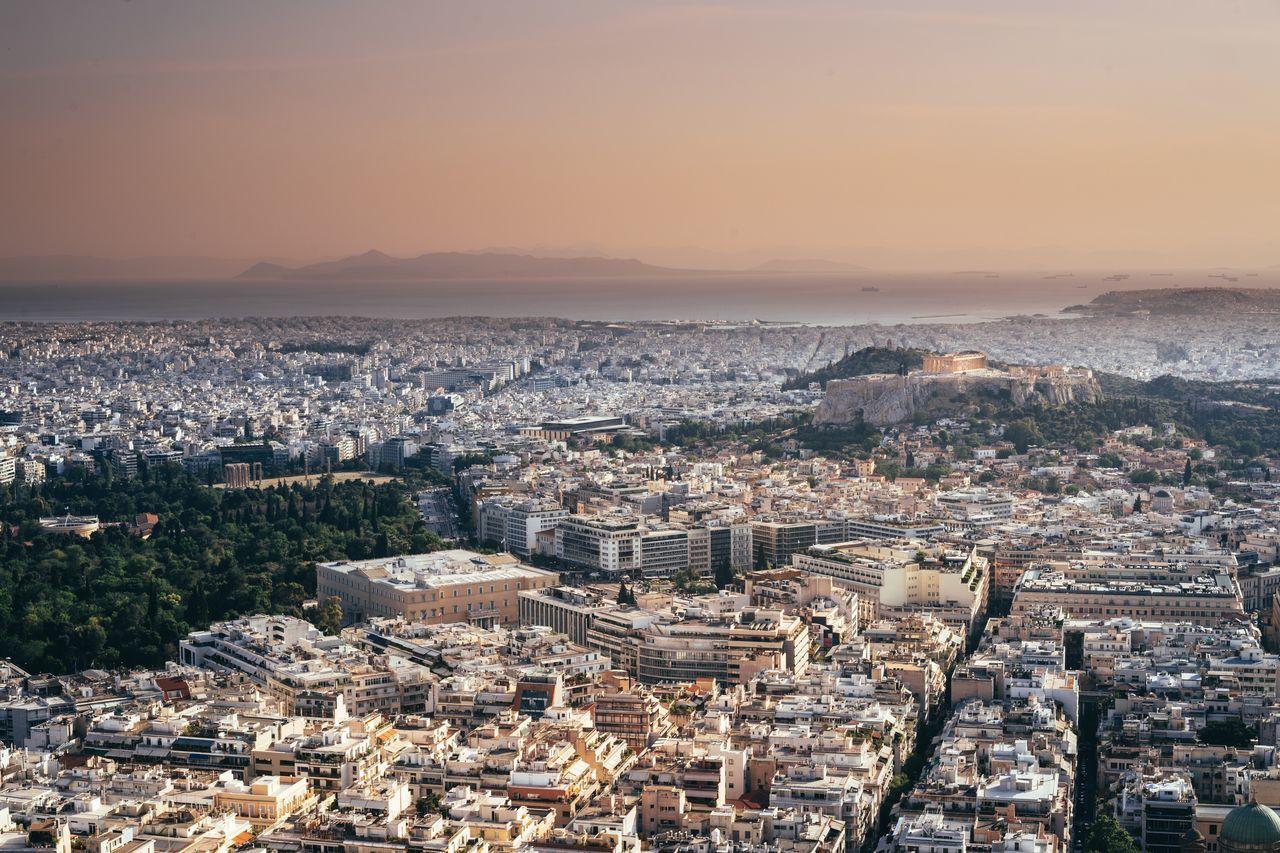 Athens, Greece Sightseeing Lycabettus