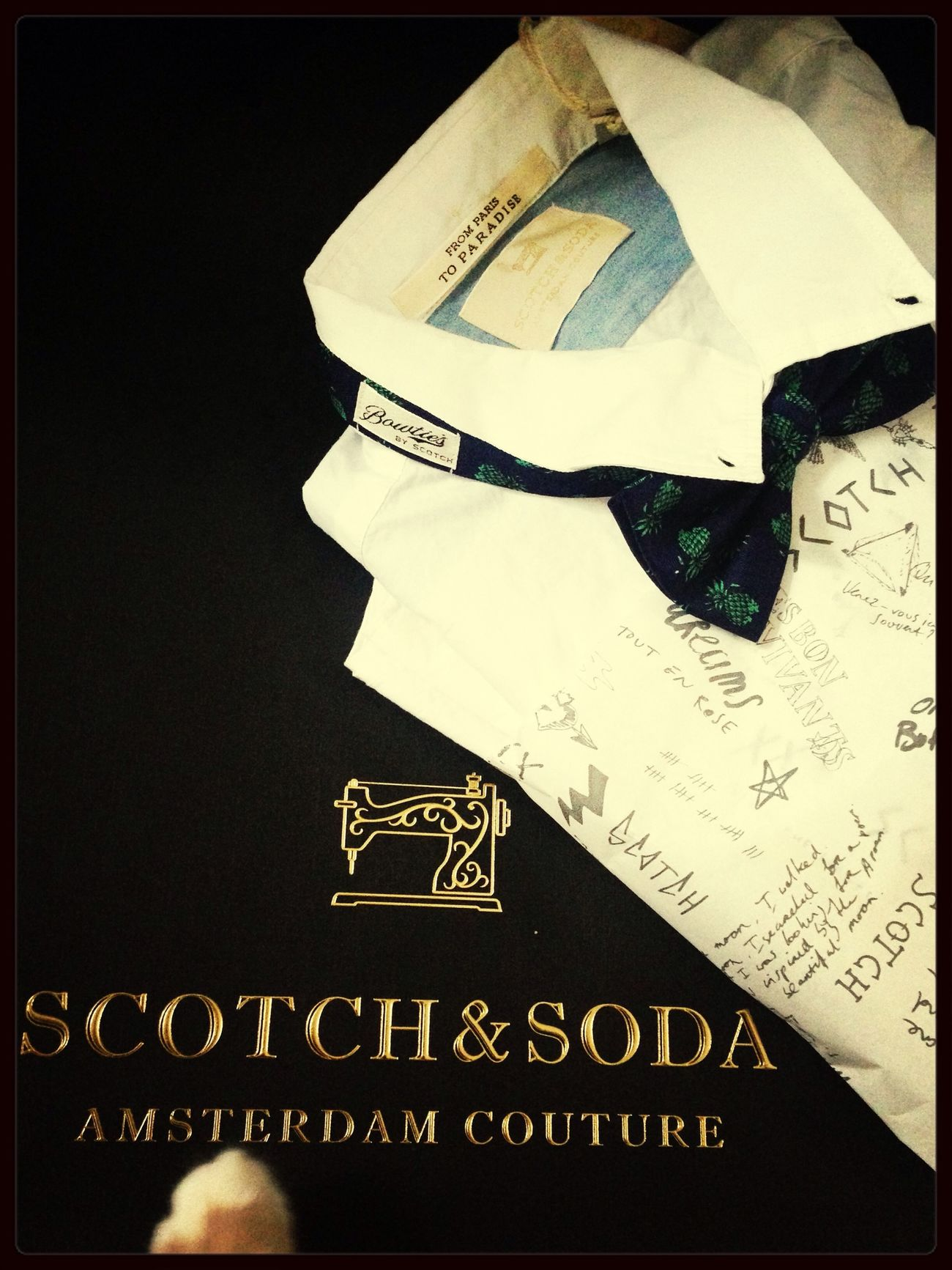 Scotch&Soda From Paris to PARADISE