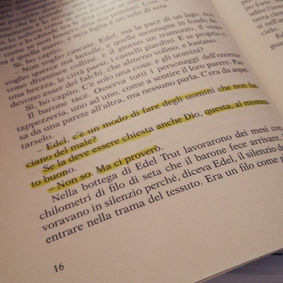 ... Baricco Bariccoalessandro Oceanomare Book Words Presents Ride Life Heart :)