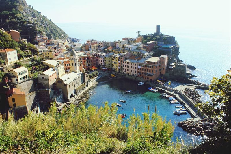 Open your eye and be amazed... Here is a peace of Paradise ! Cinqueterre Landscape Hiking