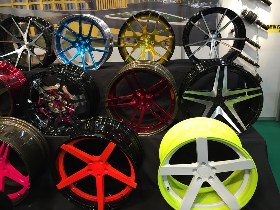 Wheels from Taiwan Uniquecars