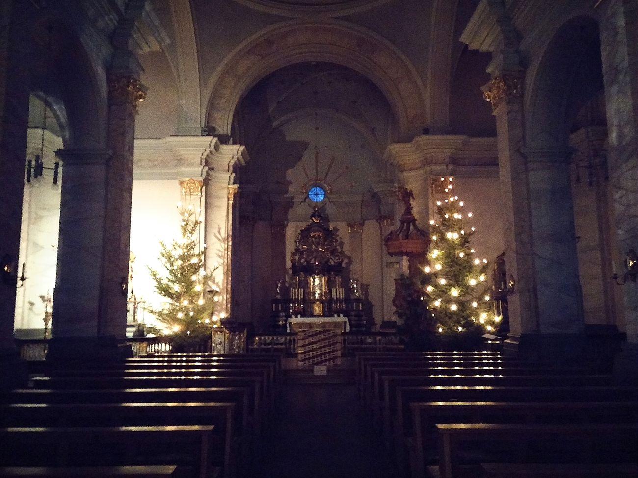 St. Michael Zwischen Den Jahren