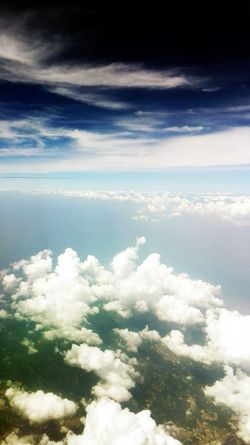 Heaven and Earth..... Aerial View Aeroplane Backgrounds Beauty In Nature Blue Cloud Cloud - Sky Cloudscape Cloudy Day Full Frame Heaven And Earth Idyllic Majestic Nature No People Outdoors Scenics Sky Softness Tranquility Weather Fine Art Photography Huaweimobilemy Showcase July