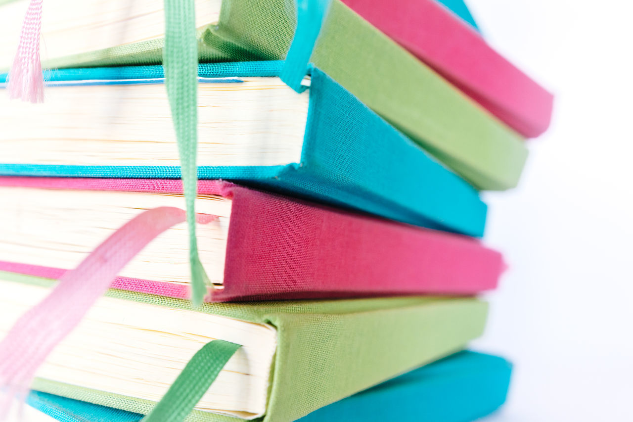 Colorful Books Blue Books Close-up Colorful Colors Cyan Education Educational Green Green Color Group Of Objects Indoors  Learning LearningEveryday Multi Colored No People Pink Reading Reading Books Reading Time Stack Study Hard Study Time Studying Variation