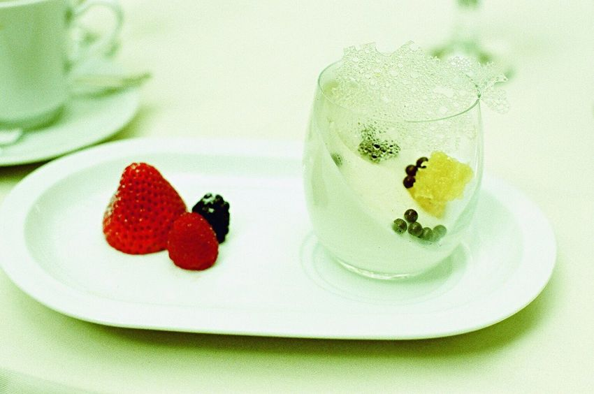 Food Dessert Sweet Food Film Lomo Xpro 100 Koduckgirl Zenit122 Palace Hotel