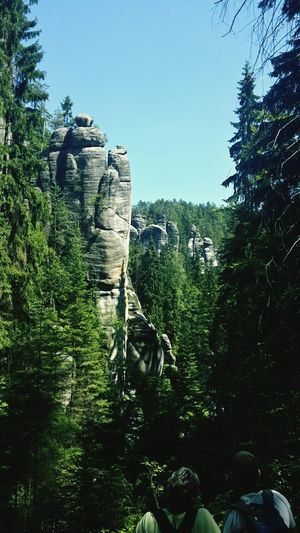 Adršpachské Skály Adršpach Czech Republic Nature ❤❤