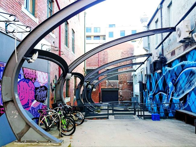 Australia Popular Photo Perspective Architecture Streetart Graffiti Check This Out City 2.0 - The Future Of The City Open Edit