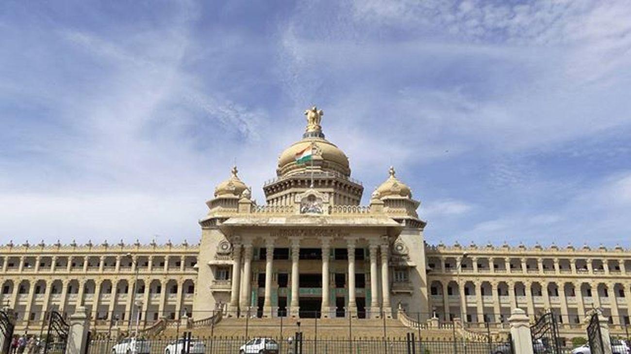 Karnatakas Vidhansoudha Desi_diaries Indiapictures