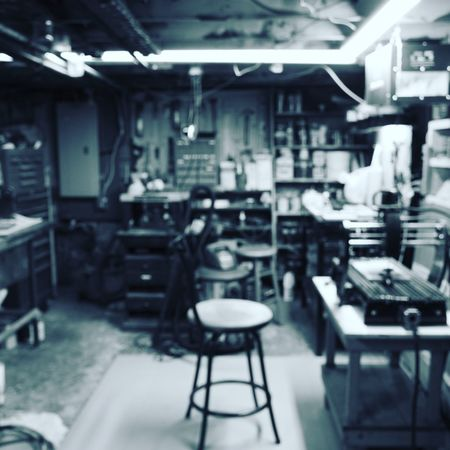Small Business Blackandwhite Chair Classroom Day Desk Education Empty Indoors  No People Shop Woodworking