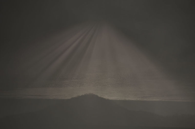 Abstract Arid Atmosphere Blackandwhite Cloud Extreme Terrain Fog Fog Day Foggy Foggy Morning From My Point Of View Mystery Natural Pattern Nature Photography Sand Sea Sunbeam Sunset