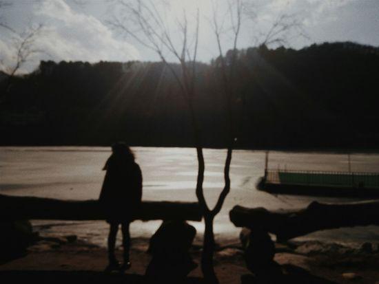 Sunshine Mobilephotography VSCO Korea Traveling Enjoying Life Shadows & Lights Memery Enjoying The View