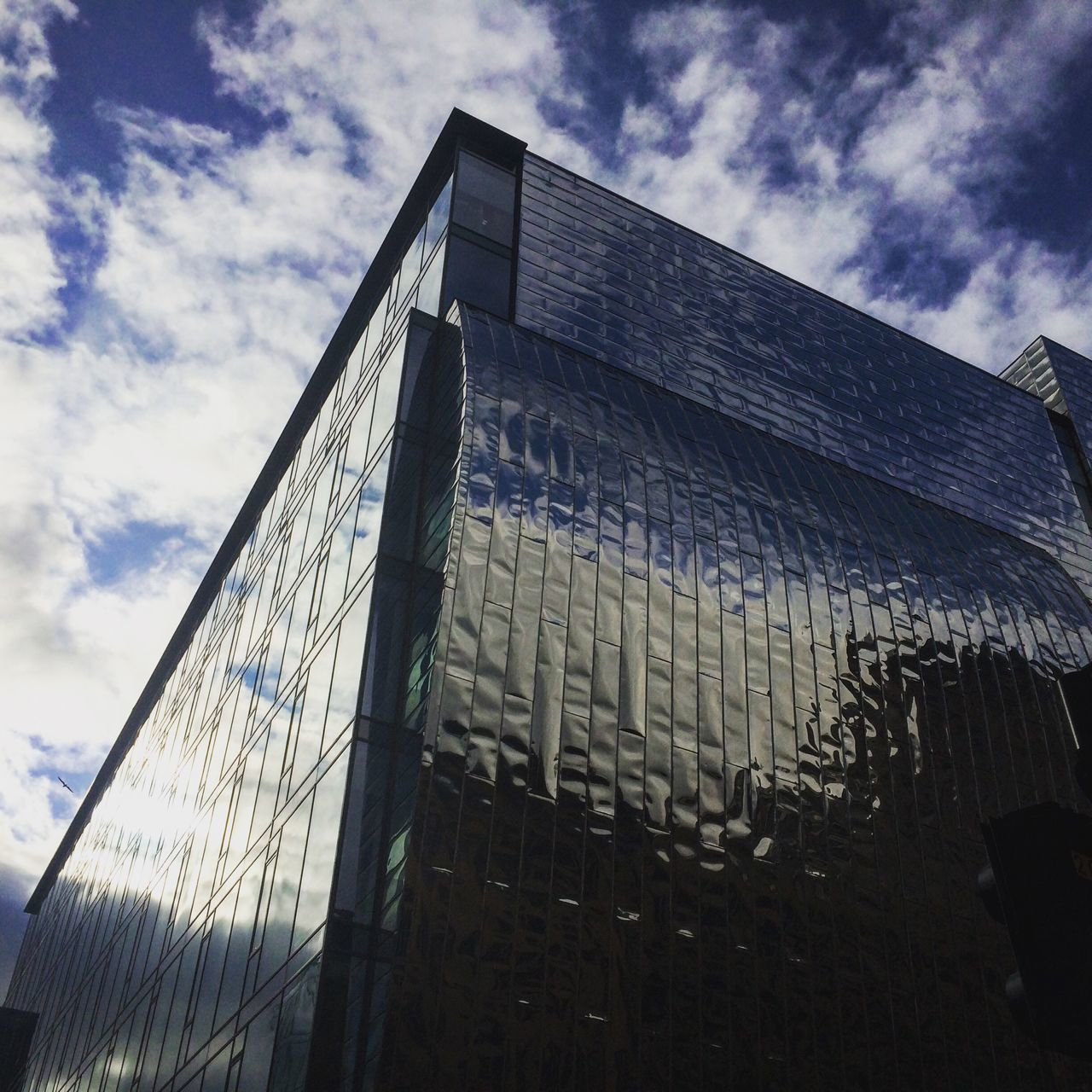 The Architect -2015 EyeEm Awards Glasgow  Building Architecture Reflection Deceptively Simple Cityscapes Modern Architecture Minimalism Urban Geometry Architectural Detail Pattern, Texture, Shape And Form Pattern Pieces IPhoneography From My Point Of View Scotland Streetphotography Hello World