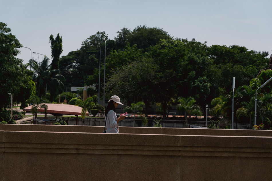 Ayutthaya fue una grata sorpresa. Nunca imaginamos que nos encontrariamos con tan bella ciudad. Lástima solo estuvimos un solo dia... Wat Yai Chai Mongkhon, Phra Nakhon Si Ayutthaya, Thailand. Ayutthaya Ayutthaya Temple Buddha Buddha Statue Buddhism Buddhist Monk Buddhist Temple Budismo Colors No People Phra Nakhon Si Ayutthaya Statue Streetphotography Temple Templo Thailand Travel Destinations Travel Photography Traveling Viaje Wat Yai Chai Mongkol