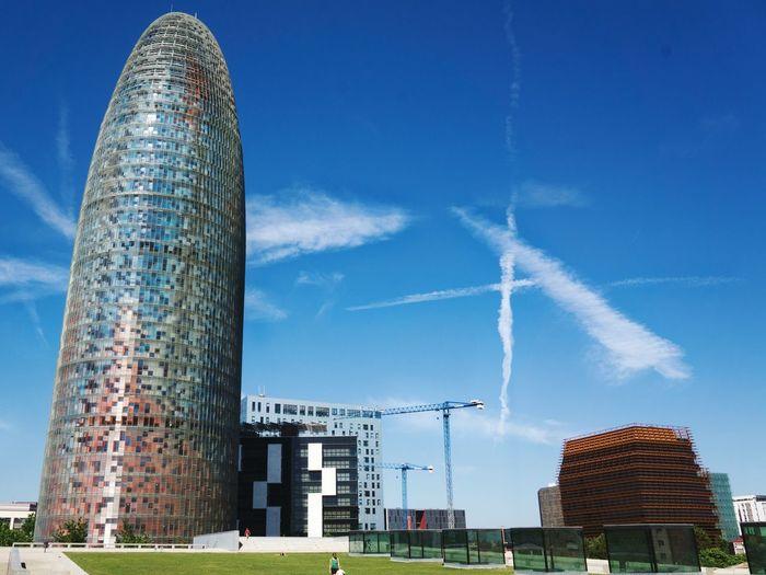 Torre Agbar, Barcelona Torreagbar Dissenyhub Disseny Disseny Hub Barcelona