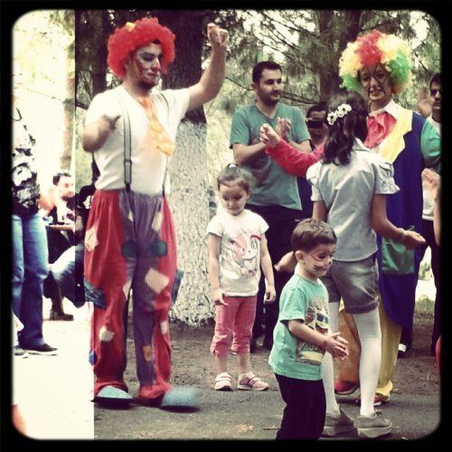 Trakya palyacosu oynak olur. Clown Palyaço Trakya