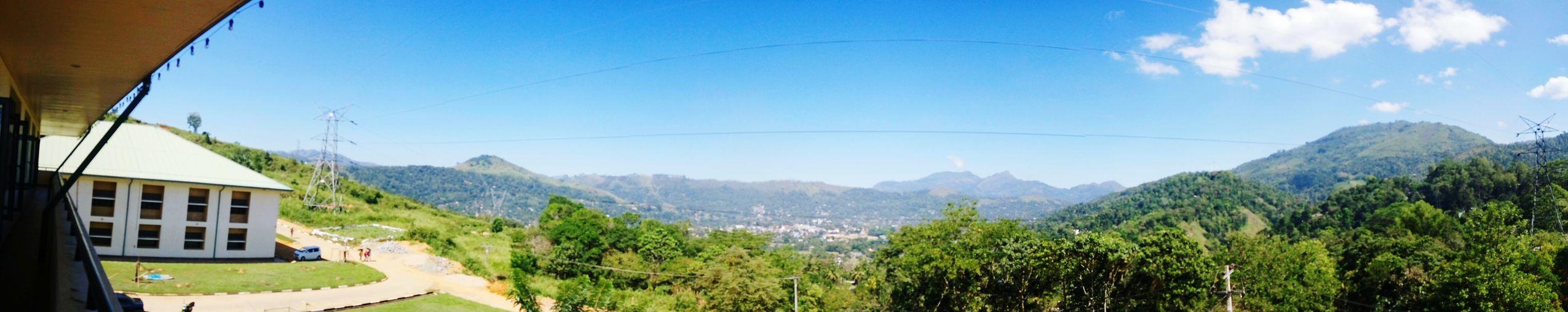 Badulla City View from Uva Wellassa University First Eyeem Photo