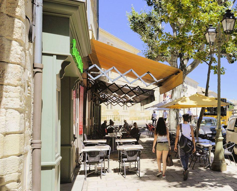 France 🇫🇷 Uzés Provence Everyday Joy Holidays ☀ Summer Feelings  Relaxing Street Photography