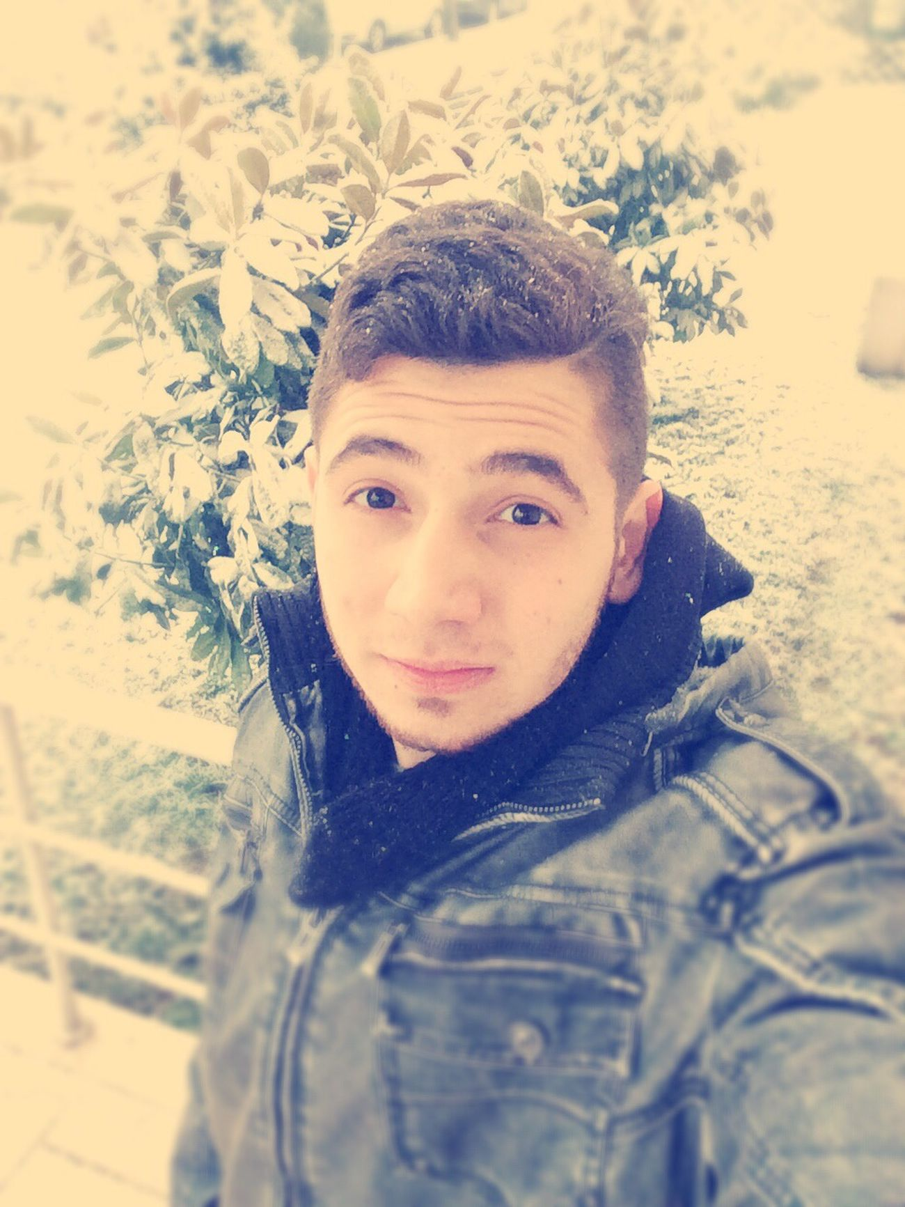 Selife Snow ❄️❄️ Cold Fatihüniversitesi Body & Fitness Body Strong 💪👍👊 Brown Eyes