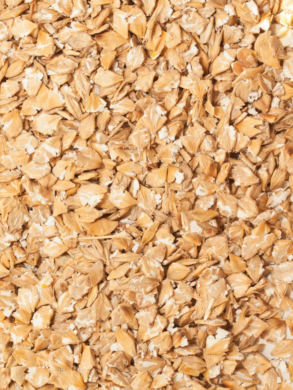 Abundance Backgrounds Close-up Day Food Food And Drink Freshness Full Frame Heap Large Group Of Objects Muslie No People Oat Flake Oats - Food White Background Wood Grain