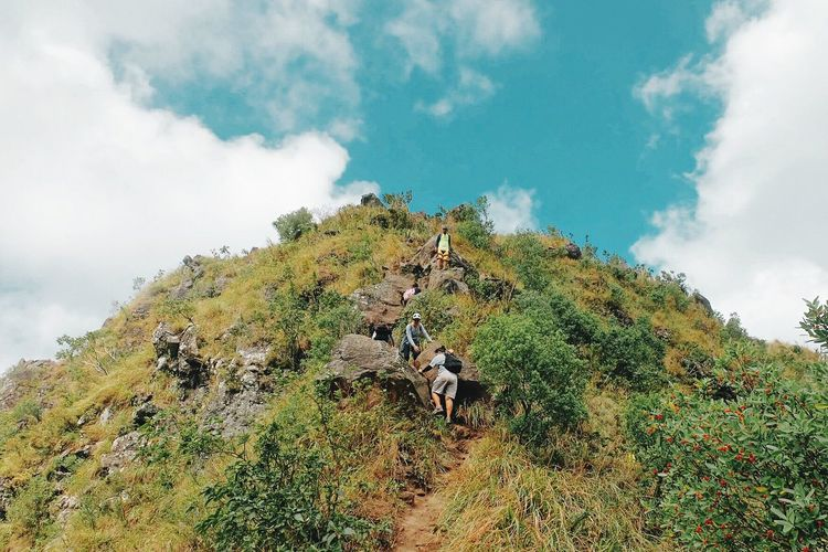 Up to the sky Mt Maculot at Cuenca Batanggas Sky Cloud - Sky Beauty In Nature Outdoors EyeEm Selects EyeEmNewHere Fujifilmxa2 Fujifilm_xseries Justgoshoot Eye4photography  EyeEm Best Shots EyeEm Gallery Eyeemphotography Philippines Mt. Maculot