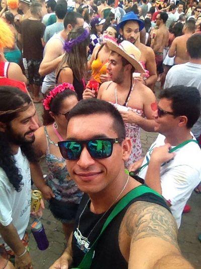 Carnival #carnaval #brazil #summer Selfie