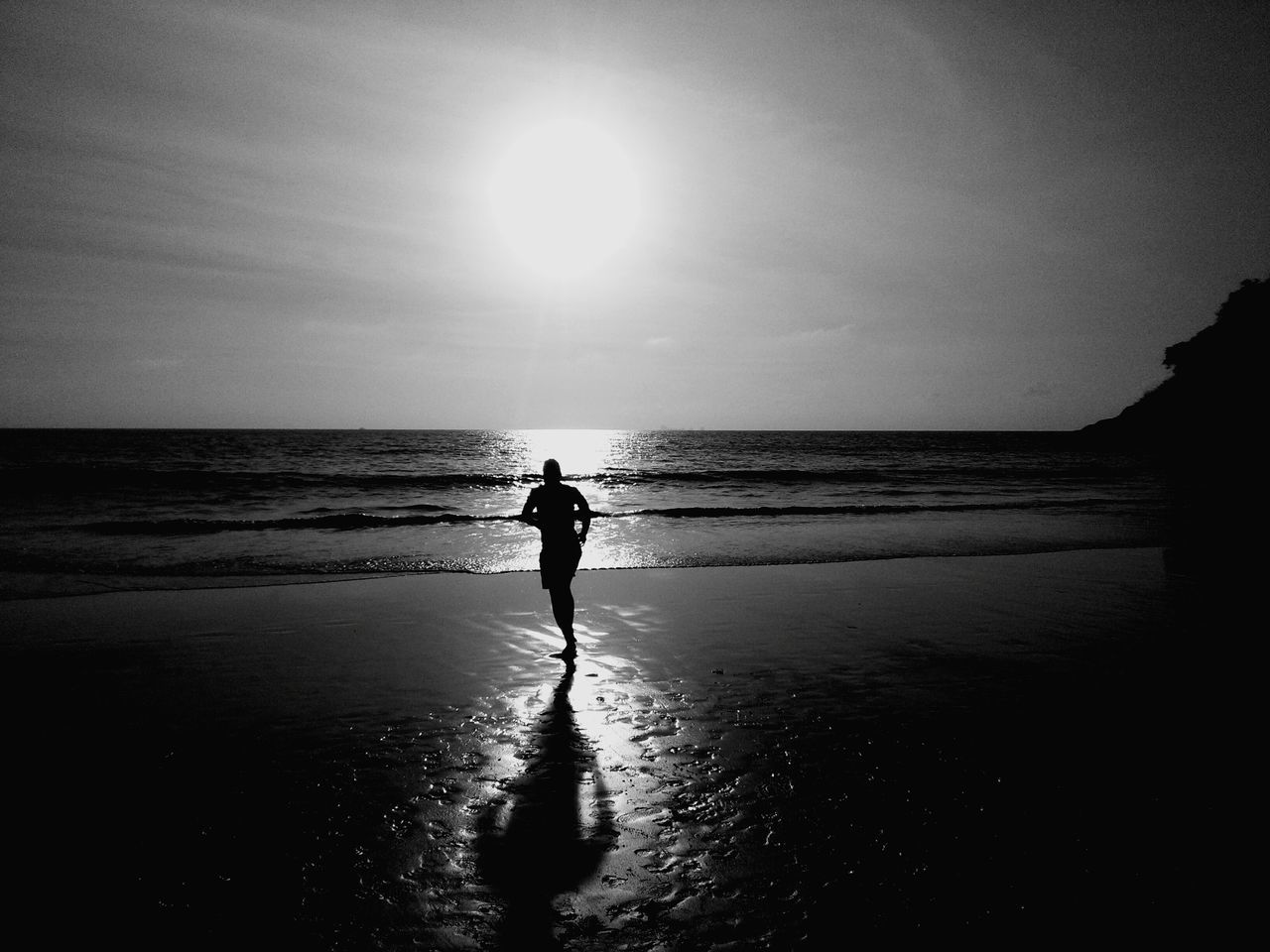 First Eyeem Photo Beach Bw Holiday