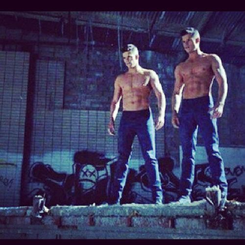 Twins <3 Teenwolf Cuties Doubletap Followme Hot Muscles Unff  Bemine