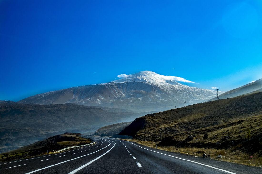Ağrı Ağrı Dağı Ağrı Mountain Landscape Landscape_Collection Landscape_photography Mountain