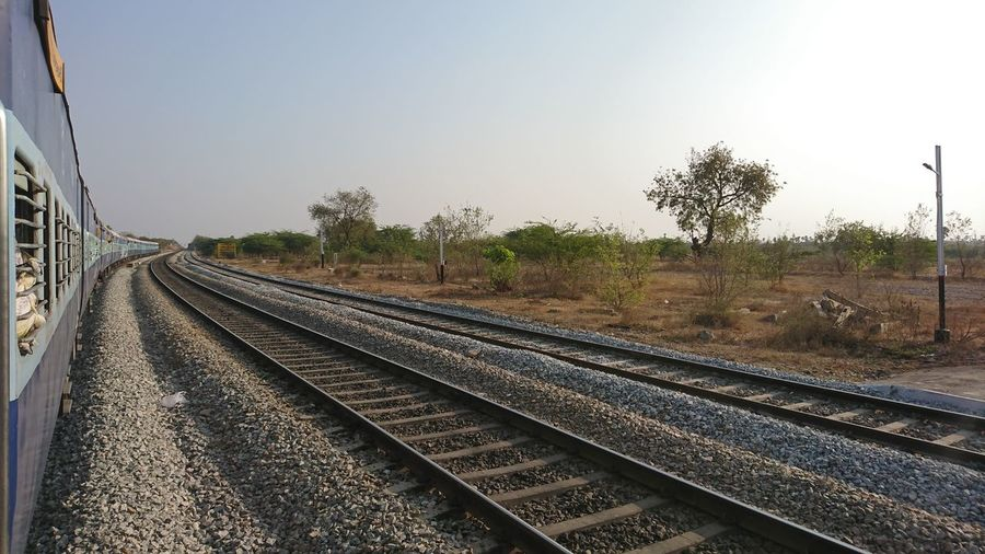 Parallel Paths Rail Transportation Railroad Track Transportation Sky The Way Forward Tree Outdoors Business Finance And Industry Day No People Sony Xperia Photography. Xperian Photography Sony Xperia Sony Xperia Xz Train Tracks Indian Railways Curved Train 🚂 Blue Body Stones Parallel Tracks Parallel Journies 3 Tracks A Train Ride Train Journey