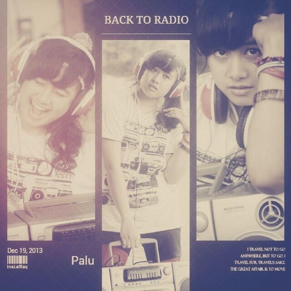 Instamagz Radio Portrait