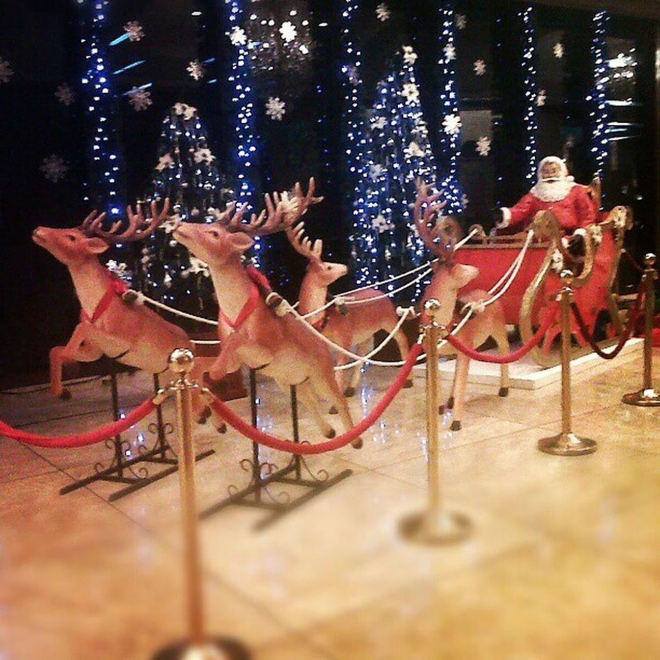 SANTA JUST ARRIVED Pacificstar ChristmasDecor