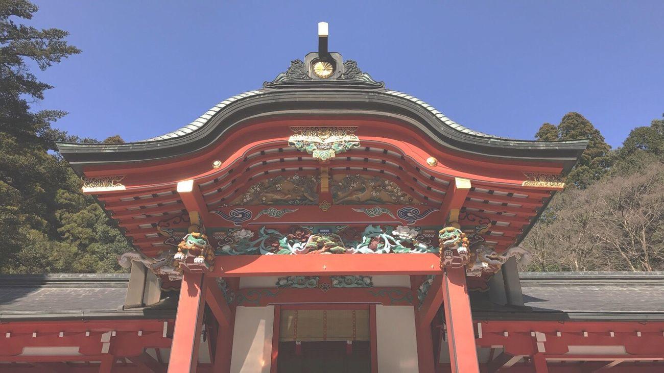 Faded 霧島神宮 Japan