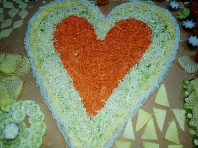 What Is Love? ? ? ♥ On A Health Kick Different's types of Vegetable are Here... So,Love for Vegetables